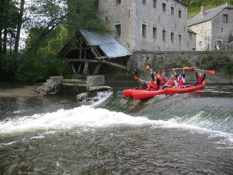 Sporten Sfeervol Huis In Villers Sur Lesse Rochefort
