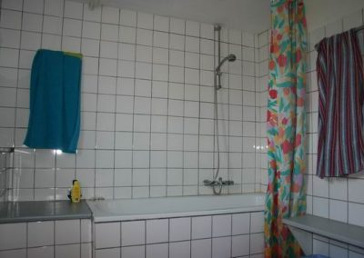 La Forge Neuve 1e etage badkamer