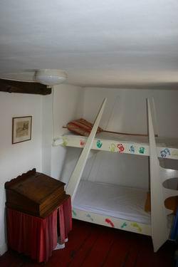 La Forge Neuve 1e etage kinderkamer